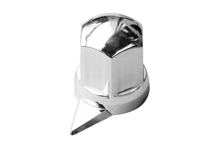 Hjulmøtrikdæksel F33 metallisk